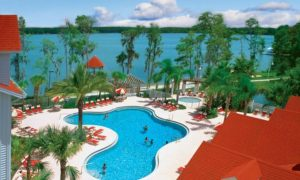 2 Nights Lakefront Resort / Landmark.