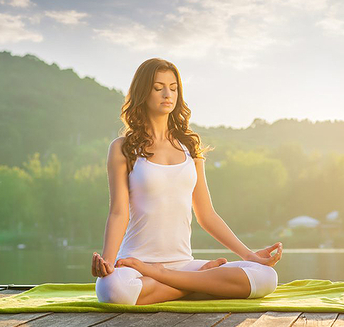 Yoga Therapy & Meditation Courses in Singapore