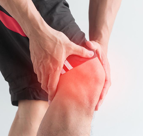 YOGA THERAPHY FOR KNEE PAIN
